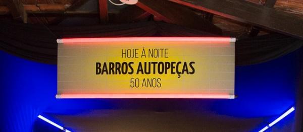 Barros Autopeças comemora 50 anos de existência