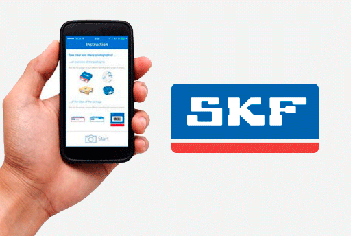 SKF lança aplicativo para combater falsificação
