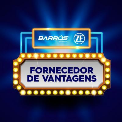 Fornecedor de Vantagens: Barros e ZF juntas em campanha de prêmios!