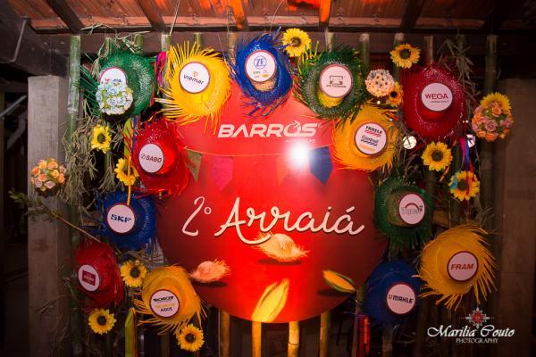 Confira como foi a 2° Edição do Arraiá Barros