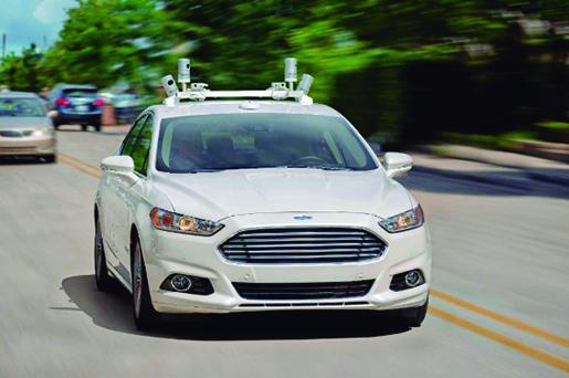 FORD planeja lançar carro autônomo em 2021