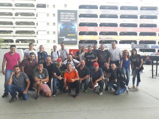 Salão do Automóvel 2018: Ação promove ida de clientes ao evento