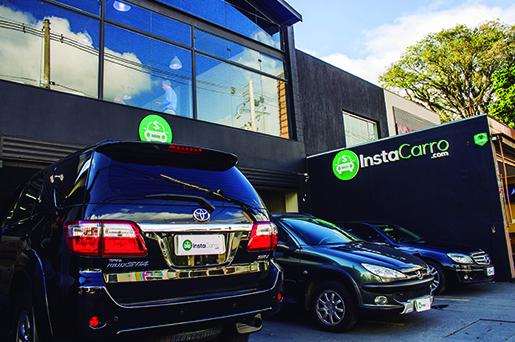 Empresa promete vender seu carro em uma hora