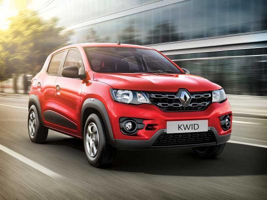 Renault Kwid – O carro mais barato produzido no Brasil