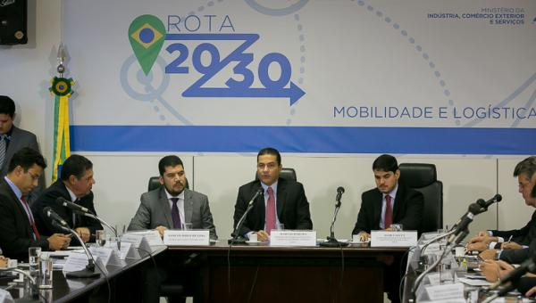 O que é o Rota 2030?