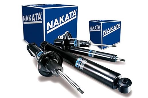 Nakata, fornecedor Barros, lança amortecedores HG para 20 aplicações