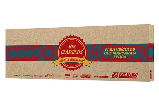 Sabó, fornecedor Barros, renova embalagens da série Clássicos e de Retentores